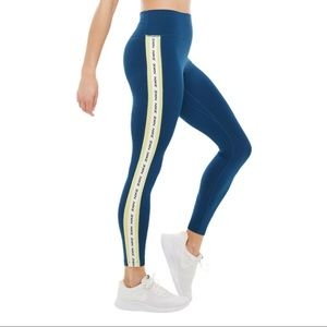 New! Nike One Dri Fit Tights Active Leggings XS